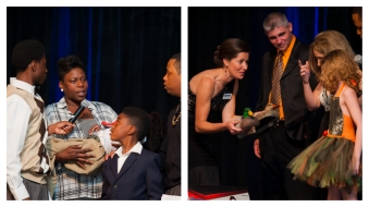 Dream Kids at our Dream Gala. Photos by Themba Imagery